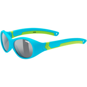 UVEX Sportstyle 510 Glasses Kids blue green/smoke